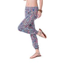 Pantalon Casual Multicolor Moda Primavera Playa