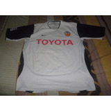 Camiseta Jersey Playera Nike Valencia España
