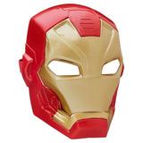 Máscara Eletrônica Homem De Ferro - Marvel - Hasbro
