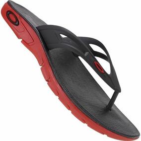 58b9dc004c4f7 Chinelo Oakley Tamanho 35 - Sapatos no Mercado Livre Brasil