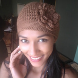 Gorro Tejido Crochet Dama Caballero Adulto Venezuela Caido