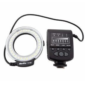 Ring Flash Fc-100 Universal Para Camaras Srl, Canon, Nikon