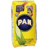 Harina Pan 100% Maiz Blanco. Mayor Y Menor. Delivery Gratis.