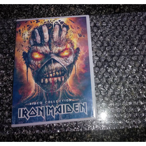 Dvd Iron Maiden - Video Collection