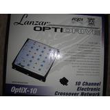 Crossover Lanzar Optix-10