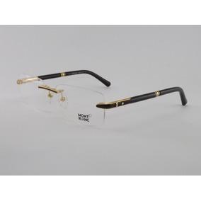 Armação De Óculos Monte Blanc - Óculos no Mercado Livre Brasil 6c752d9f90