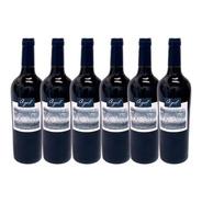 Vino La Azul Cabernet Sauvignon X750cc Caja X6