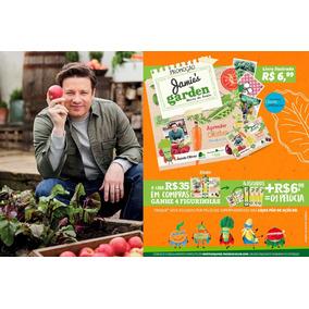 Figurinhas Pão De Açucar Jamie Oliver - Todas Leia O Anuncio