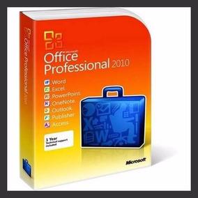 Office Professional 2010 - Chave Original - Garantia