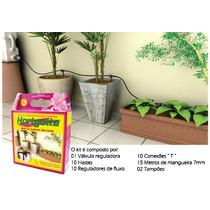 Mangueira Para Gotejamento Kit De Irrigação Irrigadores