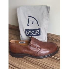 Sapato Masculino Couro Legit Fascar Novo Original Marrom N43