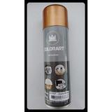* Tinta Spray Metálico Ouro Rose Frete Barato - Lançamento
