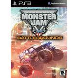 Monster Jam Battlegrounds Ps3 Digital