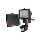 Lampara Detector Movimiento 60 Led Panel Solar