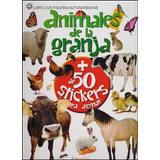 Animales De La Granja + De 50 Stickers Para Armar
