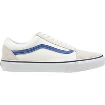 Tênis Vans Classic Old Skool White True Blue