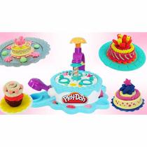 Play-doh Fabrica De Bolos - Hasbro