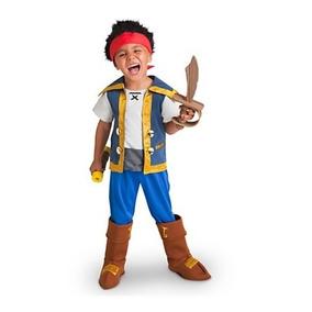 Disfraz Niño Jake Y Los Piratas De Nunca Jamas Disney Store