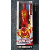 Iron Spider Man Titan Hero Series Marvel Ultimate Spiderman