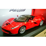 Burago - Ferrari La Ferrari - Escala 1:18 De Metal - Nuevo