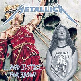 Metallica - And Justice For Jason - Cd - Importado!