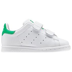 Tenis Adidas Infantil Stan Smith Criancas Meninas - Calçados 9eca623575f96