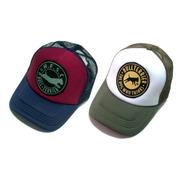 Gorras Trucker Hf ® Bull Terrier - Pack X 2 - A Elección