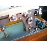 Maquina Coser Sueca Perf. Sana Unica Cn Mesa De Costura