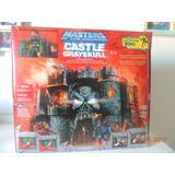 Castelo Grayskull He Man Classic Masters Universe Novo Mttl