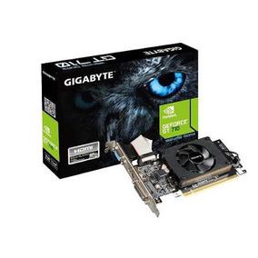 Tarjeta Video Gigabyte Geforce Gt 710 1gb