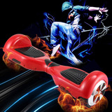 Patineta Electrica Scooter Hoverboard Rechargable Led