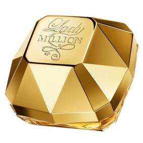 Perfume Lady Million A Pronta Entrega Em Até 12x Sem Juros !