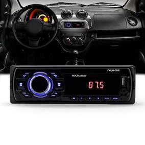 Auto Rádio Usb Sd Aux Fm Multilaser Escort Hobby Mp3 Player