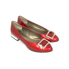 Zapatos,chatas - Piu Vicino - Precios Unicos - 100% Cuero