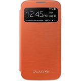 Super Capa Protetora S View Galaxy S4 Samsung Lacrado