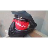 Mascara Thermal Helix Para Paintball Doble Lente