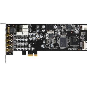Asus Xonar Dx Pci Express Sound Card Black