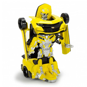 Juguete Transformers Hts09427 Robot Fighter Bumblebee
