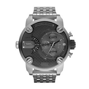 Relógio Diesel Little Daddy Masculino Prata - Idz7259/z Idz7