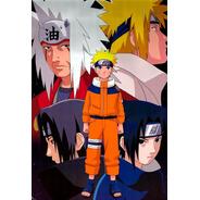 Impresión Foto - Poster Naruto 60 X 90 Cm