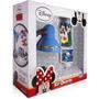 Abajur Infantil Kit Quarto Mickey Bivolt Startec
