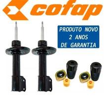 Par Amortecedor Dianteiro + Kit Corsa Celta Cofap Mp30088