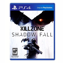 Killzone Shadow Fall Ps4 Lacrado + Brinde