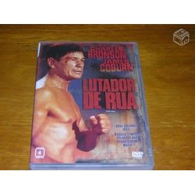 Dvd Lutador De Rua Com Charles Bronson - Frete R$ 13,00
