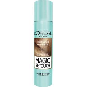 Retoque Raiz Spray Instantâneo Magic Retouch Louro Escuro