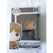 Funko Pop - Game Of Thrones - Tyrion Lannister -colecionável