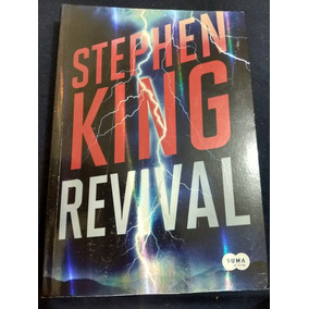Livro Revival De Stephen King