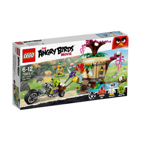 Lego Angry Birds 75823 Bird Island Egg Heist Original Usa