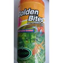 Golden Bites 480g Mejora El Color De Los Peces Japoneses