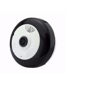 Câmera Ip Semi Infravermelho Sc111w 360 Graus